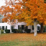Autumn at the Colby Hill Inn