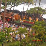 luau from balcony