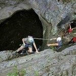 in the gorge of Mikro Seitani
