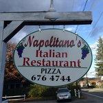 Bilde fra Napolitano's Restaurant
