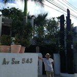 Entry  - Mi Casa Cozumel