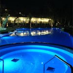 Adults Only Jacuzzi in Tracey Island mode