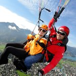 Interlaken by air!