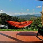 Yoga Pavilion and Lounge area