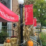 Fall time at Postmark Grille