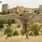 Vista exterior del Castillo de Santa Catalina