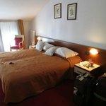 Hotel Roma room