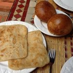 Morrocan pancakes