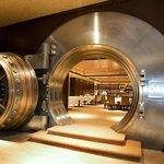 the vault room