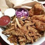 Cod Fish & Chips