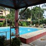 Nice, spotless pool