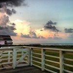 Morning sunrise @ the beach