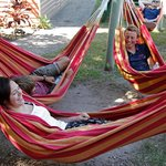 Laze your days away in the hammock, or sleep under the stars. The choice is yours!