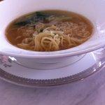 breakfast wanton noodles