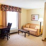 Sitting area in Suite Room