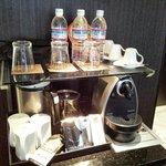 MINI BAR & 咖啡機