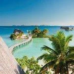 Masima Island - arrival island