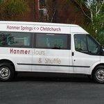 Hanmer Tours & Shuttle