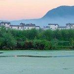 Romantic Xizhou countryside near the hotel