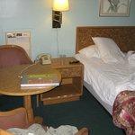 Room #2 bed