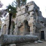 Il Tempio di Diana - Esterno