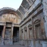 Il Tempio di Diana - Interno