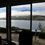 Stunning views of Lake Wakatipu