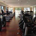 Gym ! Perfect