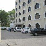 отель Пушпа-Вилла,Агра
