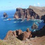 Вот такие панорамы есть на Мадейре