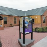 Front of Visitor Center