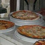 Dettaglio dell'offerta pizza