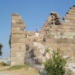 Det der er tilbage af Myndus port