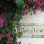 Entrance to Sunny Lane