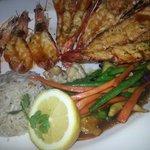 Shellfish platter!  Delicious!