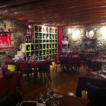 La salle du restaurant - Vue globale