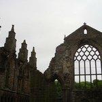 Руины аббатства:)