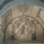 Christ en Majesté dans le Narthex