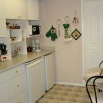Guest kitchenette