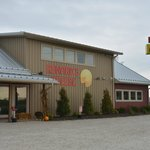 Renard's Cheese just south of Sturgeon Bay, Wisconsin.