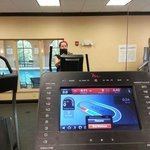 Holiday Inn Express Nashville: exercise room
