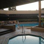 Hotel - pool area