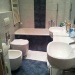 bagno fronte camera ad uso privato