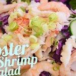Lobster & Shrimp Salad