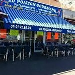 Au poisson gourmand - Marseille