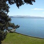 Vista del Lago desde el Hotel