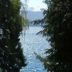 Vista al Lago desde Hotel