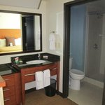 Vanity area/ Bathroom