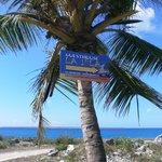 vista al mar caribe