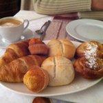 Desayuno calentito